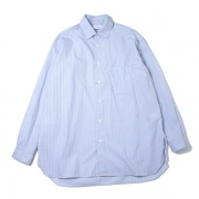 WIDE SPREAD COLLAR SHIRTS CLASSIC STRIPE