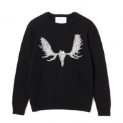 MOOSE INTERSIA KNIT