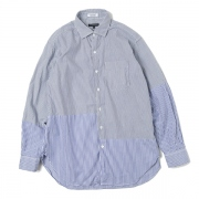 Spread Collar Shirt - St.Broadcloth