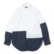 Spread Collar Shirt - 100's 2ply Broadcloth