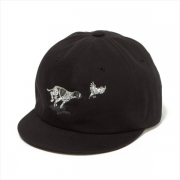 HUNTING PATTERN EMBROIDERED BASEBALL CAP