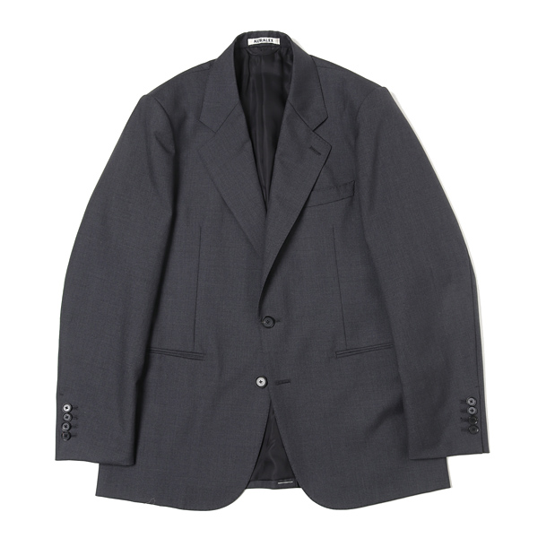 BLUEFACED WOOL JACKET