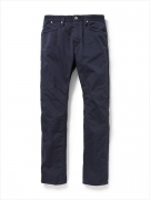 DWELLER 5P JEANS USUAL FIT COTTON CHINO CLOTH