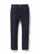 DWL 5P JEANS USUAL FIT CT 12.5oz SELVEDGE DENIM OW