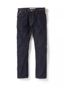 DWL 5P JEANS USUAL FIT CT 13oz SELVEDGE DENIM OW
