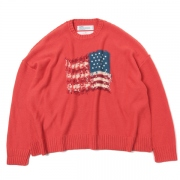 Inside Out America Knit