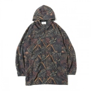 PREDATOR EMBROIDERY REAL CAMOUFLAGE JACKET