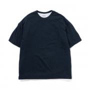 Easy Fit Reversible Solid Tee