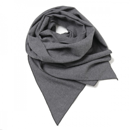 Long Scarf - Brushed Twill