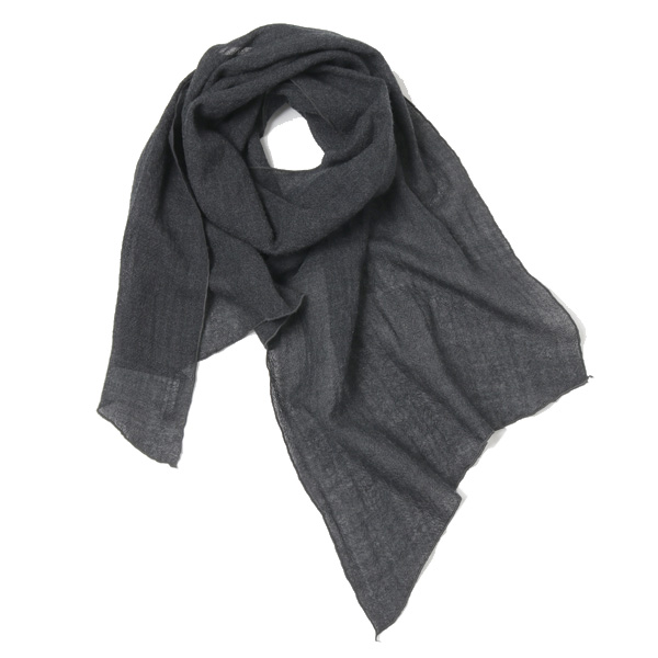 Long Scarf - Wool Gauze