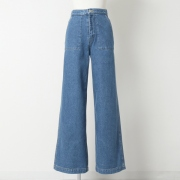 LINDEN DENIM BAGGY PANTS