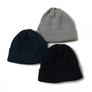 COMESANDGOES×UNIVERSAL PRODUCTS. KNIT CAP