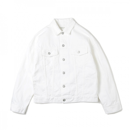 selvage denim blouson