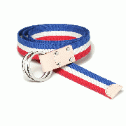 OBIJIME flag color line belt