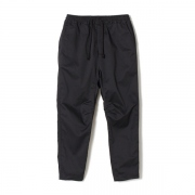 TWILL STRETCHED DARTED PANTS