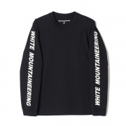LOGO PRINTED LONG SLEEVES T-SHIRT