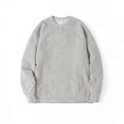 Overdyed Slit Sweatshirt