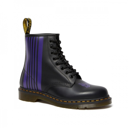 Needles Special 8 Holes Stripe Boot