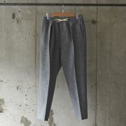 EASY 1TUCK TAPERED TROUSERS