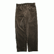 WASHED CORDUROY 5P PANTS