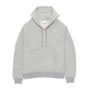 BIG PULLOVER SWEAT PARKA