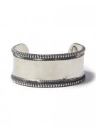 "DWELLER BANGLE""ROPE""925 SILVER by END"