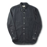 DENIM B.D. SHIRT