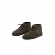Sheepskin Desert Boots by AIRWALK