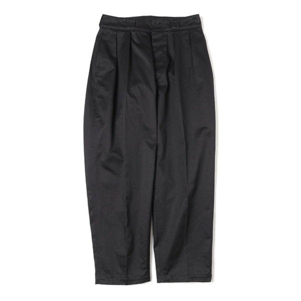 2Pleats Tapered Trousers