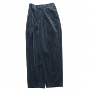 CLASSIC FIT TROUSERS ORGANIC COTTON CORDUROY