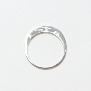 SIPILICA×ARCHI GIBBOUS RING(SILVER)