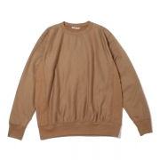 SUPER HIGH GAUGE SWEAT P/O