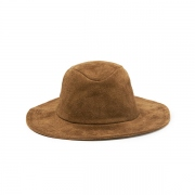 STRANGER HAT COW LEATHER