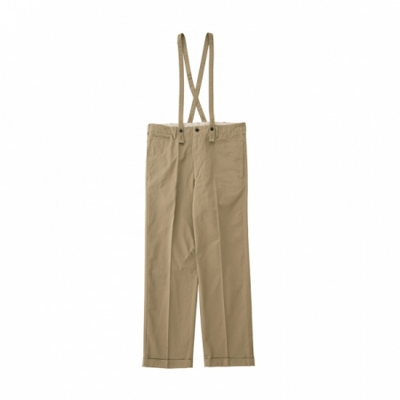 CAMUS BRACES PANTS WD