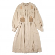 Safari shirts dress