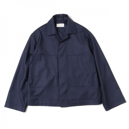 UTILITY SHIRT SUPER 120s WOOL LIGHT SURVIVAL CLOTH
