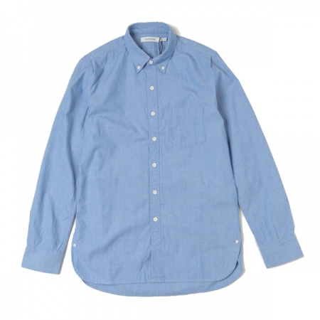 DWELLER B.D. SHIRT COTTON 5oz CHAMBRAY OW