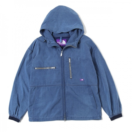 Indigo Mountain Field Parka