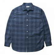 Regular Collar Wind Shirt