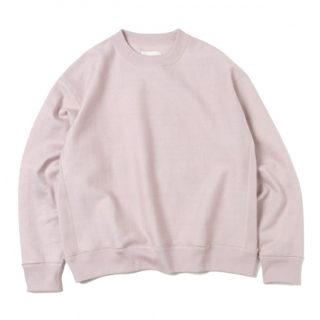 REVERSE FLEECE HUGE CREW