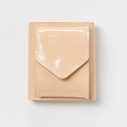 trifold wallet(PATENT LEATHER)