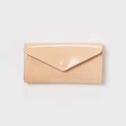long wallet(PATENT LEATHER)