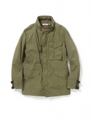 "TRP JACKET CT ARMY CLOTH WITH""WINDSTOPPER""2L SOLID"