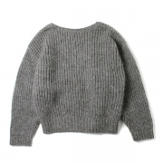 SPHENE MOHAIR KNIT TOP