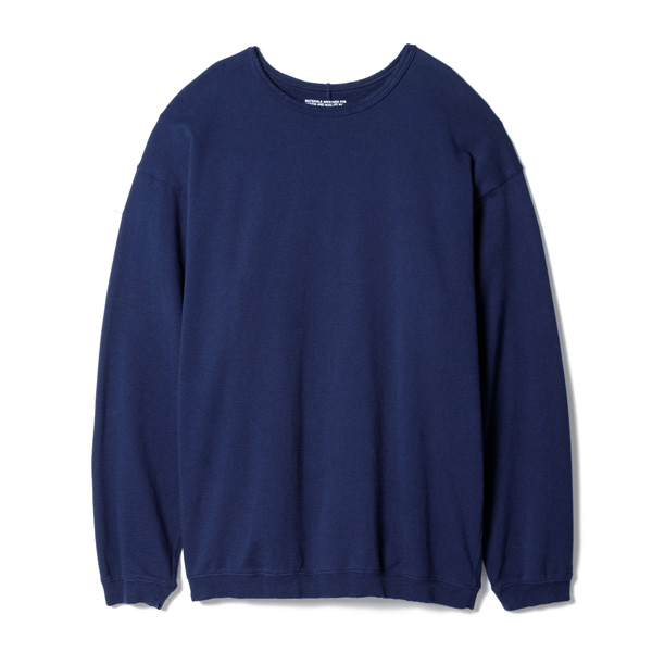 Light Weight Damage Sweatshirt
