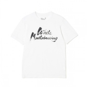PRNTED T-SHIRT 'WHITE MOUNTAINEERING'