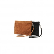 Cow Suede Pouch