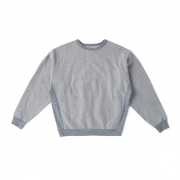 HARD COTTON CREW NECK SWEAT