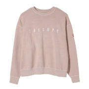 CAVEMPT OVERDYE CREW NECK