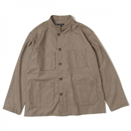 Dayton Shirt - Gunclub Check - Brown